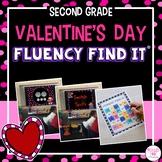 Valentine's Day Fluency Find It® (2nd Grade)