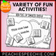 Valentine's Day Fluency Therapy Activities (Stuttering Therapy)