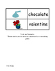 Valentine's Day - Following Directions