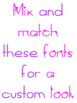Valentine's Day Fonts: Cupid Fonts - Personal and Commercial Use