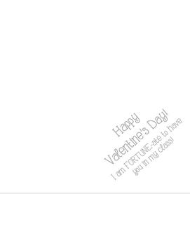 Fortune Teller Valentine