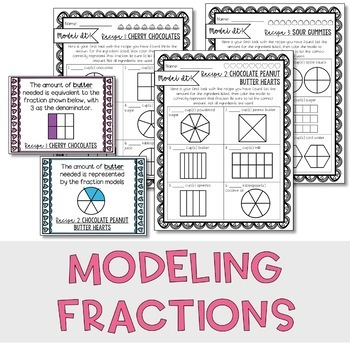 Valentine's Day Fraction Project