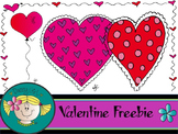 Valentine's Day Clip Art Freebie