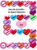 Valentine's Day French Grammar Games