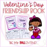 Valentine's Day Friendship Activity Book