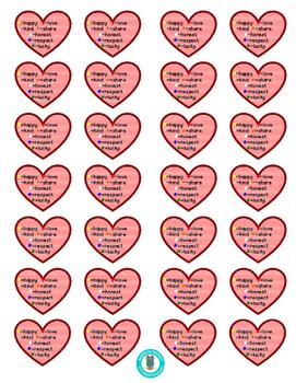 Valentine's Day Friendship Bracelet