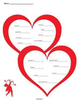 Valentine's Day Fun Activity Bundle