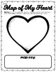 Valentine's Day Fun Activity Worksheets (((10 PAGES)))