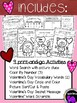 Valentine's Day Fun Pack for First Grade