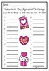 Valentine's Day Fun With Words Activity Printable