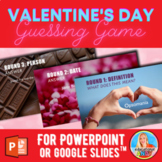 Valentine's Day Fun and Silly Word Game!