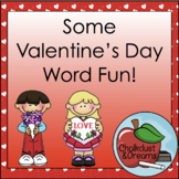 Valentine's Day | Fun with Words