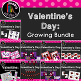 Valentine's Day GROWING Bundle