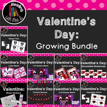 Valentine's Day GROWING Bundle