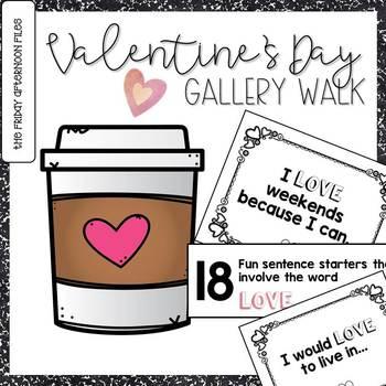 Valentine's Day Gallery Walk