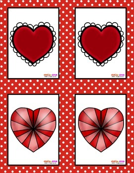 Valentine's Day Games -  FOUR fun party games included