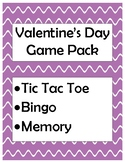 Valentine's Day Game Pack