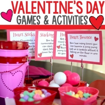 Valentine's Day Games and Activities