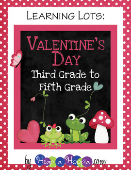 Valentine's Day Games and Activities for Third, Fourth, an