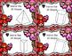 Valentine's Day Geometry Task Cards