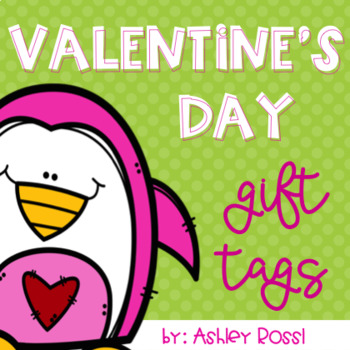 Valentines Day Gift Tags