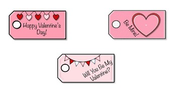 Valentine's Day {Gift Tags} Freebie!