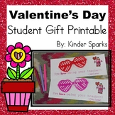 Valentine's Day Gift Tag for Students