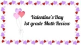 Valentine's Day Google Slides Math Review and a Seesaw Link Graphing Heart Candy