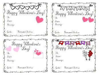 Valentine's Day Grams