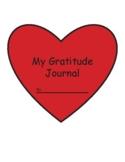 Valentine's Day Gratitude Journal