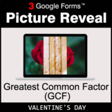 Valentine's Day: Greatest Common Factor (GCF) - Google For