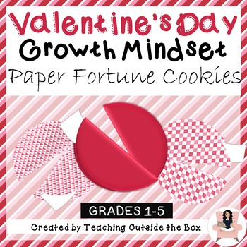 Valentine's Day Growth Mindset Activity