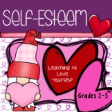 Valentine's Day Guidance Lesson on Building Self-Esteem, G