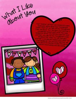 Valentine's Day Guidance Lesson on Building Self-Esteem, Grades 4-6