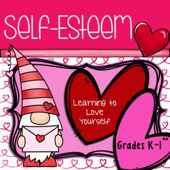 Valentine's Day Guidance Lesson on Building Self-Esteem, Grades K-1