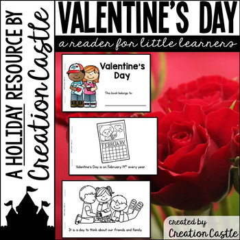 Valentine's Day Guided Reading Book