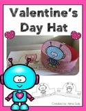 Valentine's Day Hat (Headband)