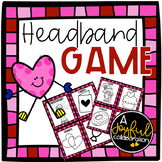 Valentine's Day Headbands Game - Editable