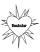 Valentine's Day Heart Art Activity - Coloring Page