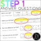 Valentine's Day - Heart Glyph - A Math and Writing Activity