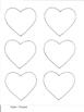 Valentine's Day Heart Man Pattern