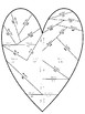 Valentine's Day Heart Puzzles - Multiplication and Division