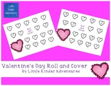 Valentine's Day Hearts Roll and Cover