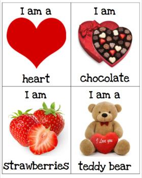 Valentine's Day Hedbanz