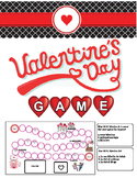 Valentine's Day History Game Grades 4-8