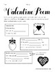 Valentine's Day History -- Reading and Activities