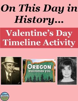 Valentine's Day History Timeline