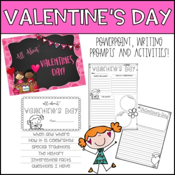 Valentine's Day History and Activities