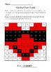 Valentine's Day - Hundred Chart Hidden Pictures Puzzles