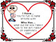 """Valentine's Day """"I Have Who Has?"""" Listening Activity (Ages 8-88)"""